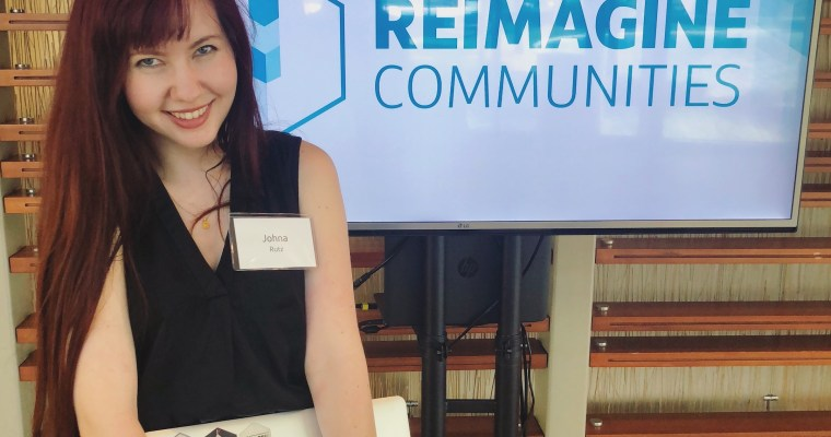 #Developer: Reimagine Communities Symposium 2018