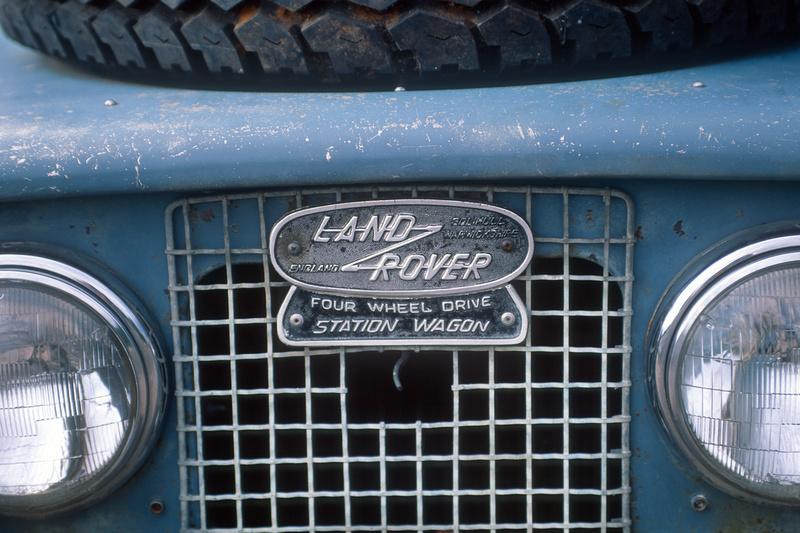 1969 Land Rover, Santa Fe, New Mexico