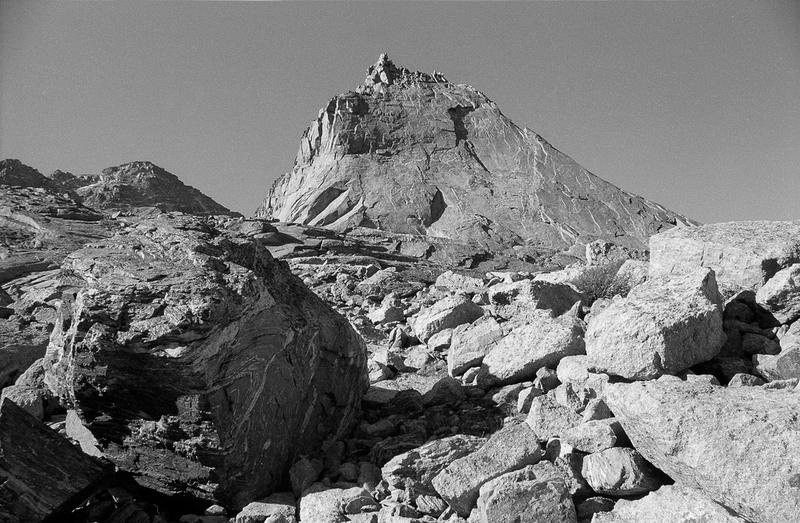 The Spear Head, Rocky Mountain National Park, Colorado