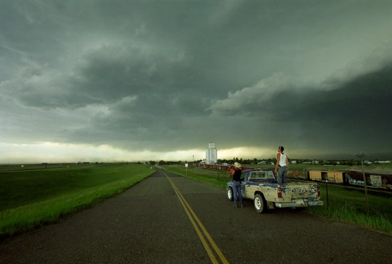 Storm Chasers, Arriba, Colorado (2011)