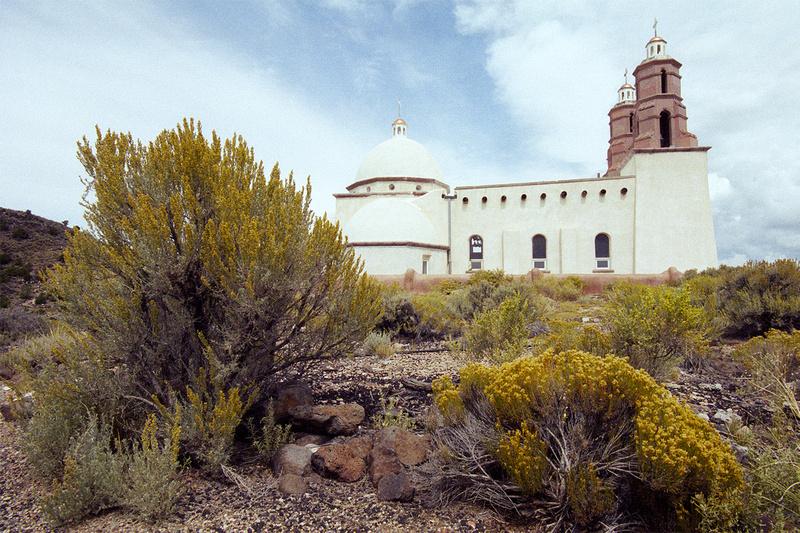 Sangre de Christo Catholic Church, San Luis, Colorado (2014)