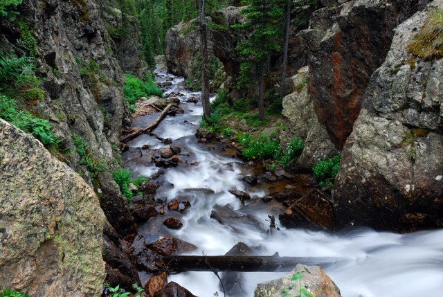 Fall River, Rocky Mountain National Park, Colorado