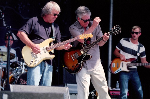 The Richie Furay Band at New West Fest, Fort Collins, Colorado (2014)