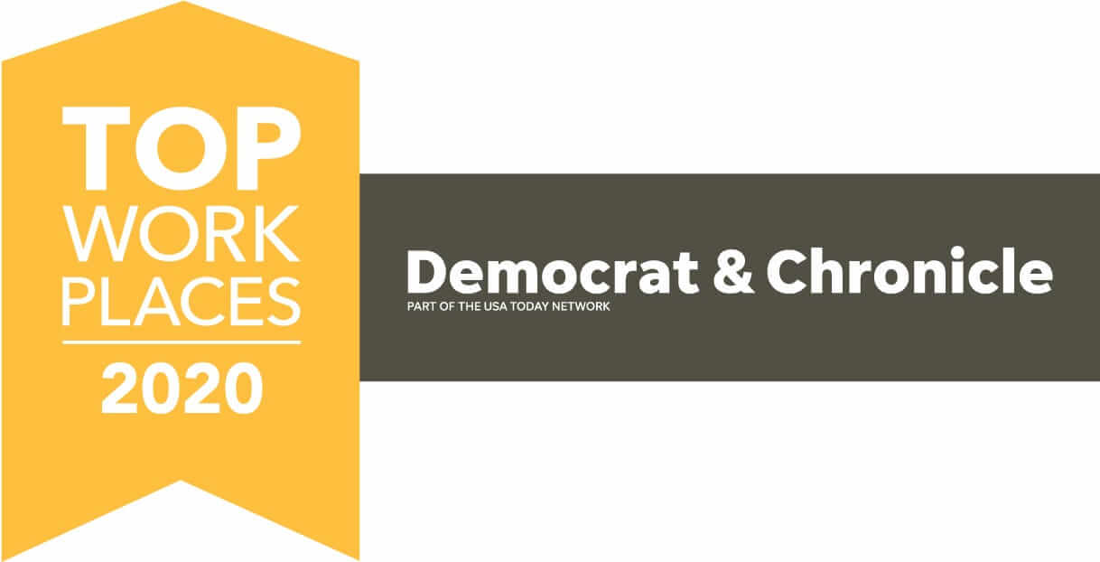 democrat & chronicle top places to work 2020