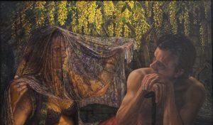 Oil On Canvas Fine Art from UK Artist and Painter John Brockington