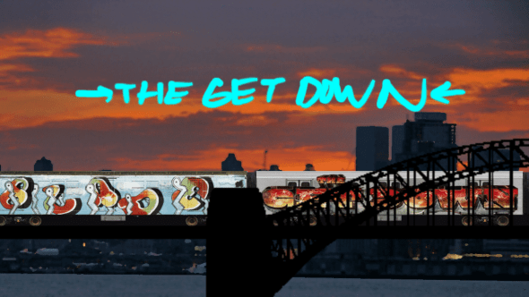The Get Down screen 2