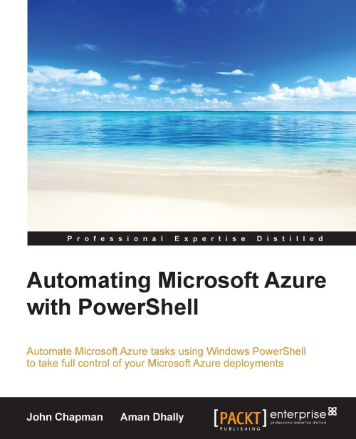 New Book: Automating Microsoft Azure with PowerShell
