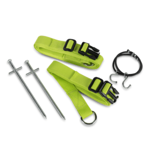 Kampa Dometic Storm Tie Down Kit Green – Other Accessories