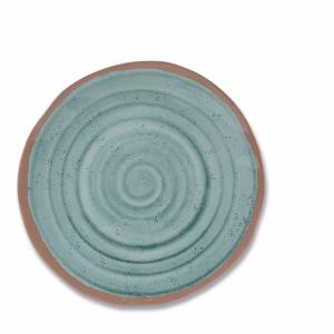 Kampa Dometic Terracotta Side Plate – Melamine Tableware