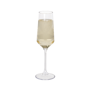 Kampa Dometic Soho Champagne Flute – Polycarbonate Glassware – 9120000685