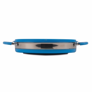 Kampa Dometic Collapsible Saucepan 3L Blue – Collapsible Kitchenware
