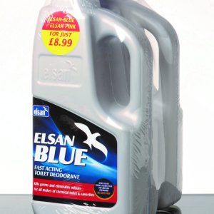 Elsan Blue and Elsan Pink – 1l Twin Pack