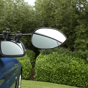 Milenco Aero Flat Towing Mirror (Pack of 2)