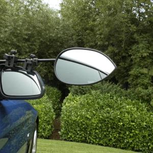 Milenco Aero Flat Towing Mirror (Pack of 2)