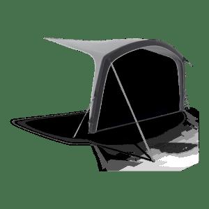 Kampa Dometic Sunshine AIR All-Season 400 – Inflatable Caravan Canopy – 9120001135