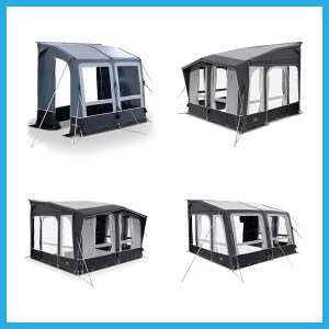 Inflatable Static Awnings