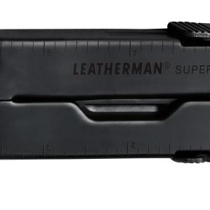 Leatherman LT300B Super Tool 300 Black Oxide with MOLLE Sheath – Heavy-Duty Multi-Tools