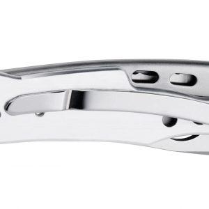 Leatherman LTKBX-S Skeletool KBx Stainless Steel  – Multi-Tool Knives