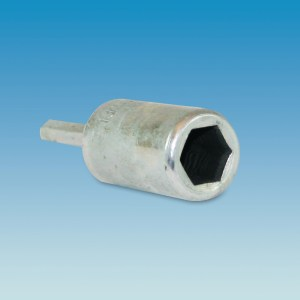 PLS 10016 – Hard Ground Peg Socket with Drill Attachment