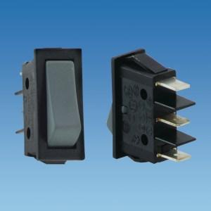 PowerPart 320017 – Large Grey Centre Off Rocker Switch