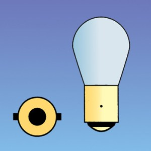 PLS 4304205 – BA15S Single Contact 15W Autolamp