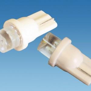 PLS 4304965 – Wedgebase T10 1 LED Warm White 12 Volt Bulb