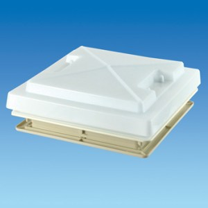 PLS 900043 – 420 x 400 Rooflight c/w Flynet/Lock/Blind – White