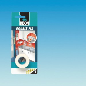 PLS CY160 – Bison Double Fix Mounting Tape