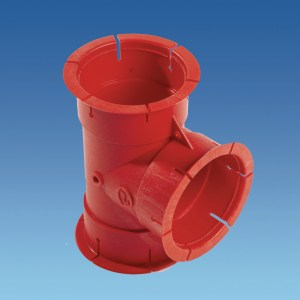 Whale Dx6503 – Tee Ducting Fitting