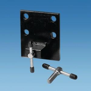 PLS PH901 – Standard Black Car/Drop Plate c/w Toggle