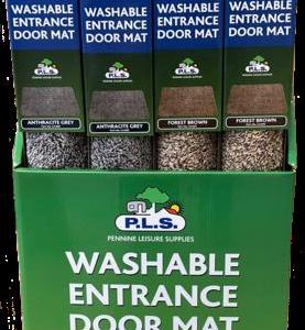 PLS CA410 – Washable Door Mat Display Stand