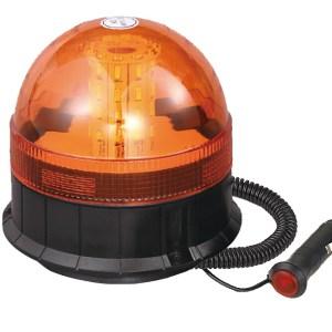 Maypole Beacon – LED 12/24V Magnetic R10/IP66 – MP4091