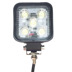 Maypole Work Light LED – 10-30V 15W 5x3W 800Lm Flood Ip67 – MP5053
