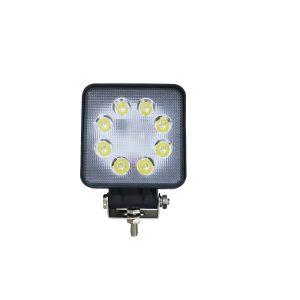 Maypole Work Light LED – 10-30V 24W 8x3W 1250Lm Flood Ip67 – MP5055