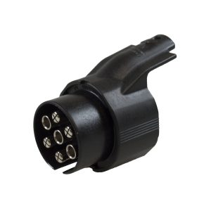 Maypole Conversion Adaptor 7Pin 12N Vehicle To 13 Pin Trailer Dp – MP600