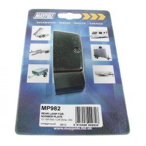 Maypole Lamp – No Plate Lamp (Britax) Dp – MP982