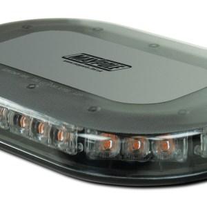 Maypole LED Mini Beacon Lightbar 12/24V – 250mm 1 Bolt R10/R65/IP65 – MP4095