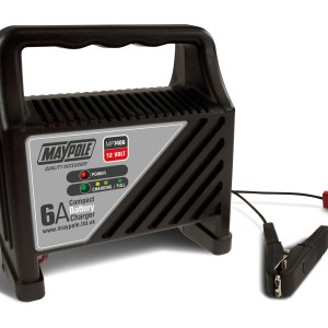 Maypole Compact Battery Charger 6A 12V – MP7406
