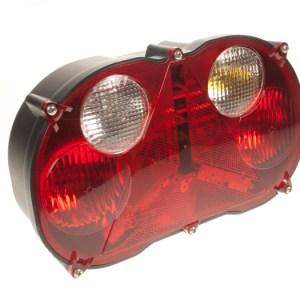 Maypole Lamp – R/H Ip68 Horiz Combi S/T/I/Ref/F/R 6Pin (8500/3) – MP7586BR