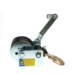Maypole Hand Winch – 250kg Strapwinch – MP7971
