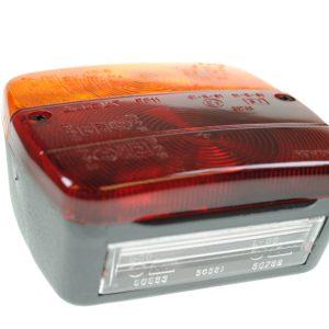 Maypole Rear Combi Lamp No Bulb (Fp.11.094) Bk – MP8261B