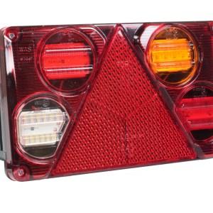 Maypole 10-30V LED R/H Rear Combi Lamp S/T/I/Fog/Rev/Reflex – MP8823BR