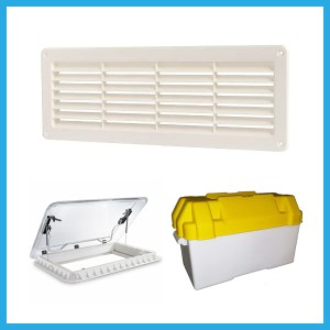 Rooflights, Windows, Ventilation, Battery Boxes and Doors