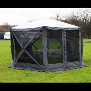 Maypole Leisure – Pop Up Screenhouse (6) Hexagonal – MP9509