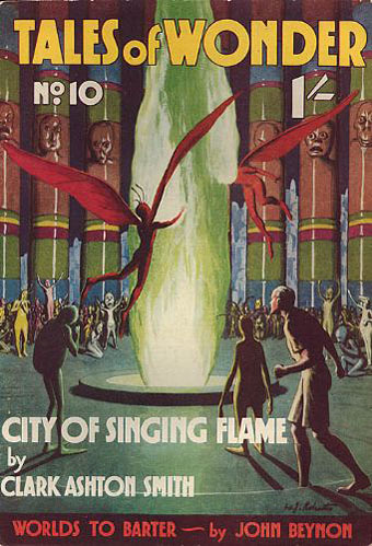 Image result for city of singing flame