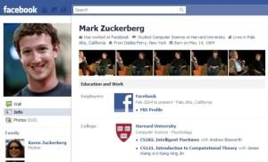 poza de profil, facebook