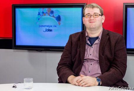 Emil Călinescu în Generaţia lui John