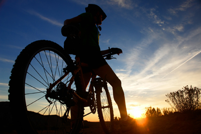 despre mersul pe bicicleta