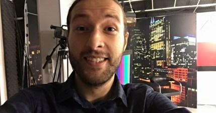 john cristea, in studio