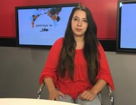 Emisiunea cu Amalia Florescu, singura elevă din Prahova cu 10 la bacalaureat